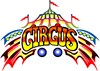 Circus Offers Free Admission with Coloring Sheet