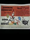 "Soup with Suess/""Read Across America"", Tuesday, 03/01/16"