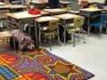 2nd graders participate in Great Shakeout