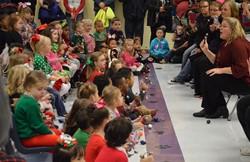 Stevenson Elementary Schools Christmas Program