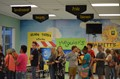 Students attend Open House