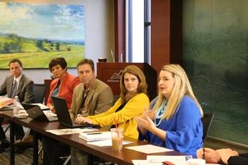 Representatives in Frankfort
