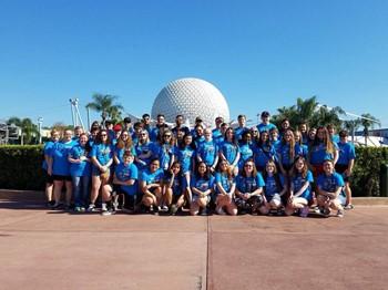 Band at Disney