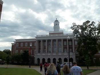 1st College Tour WKU