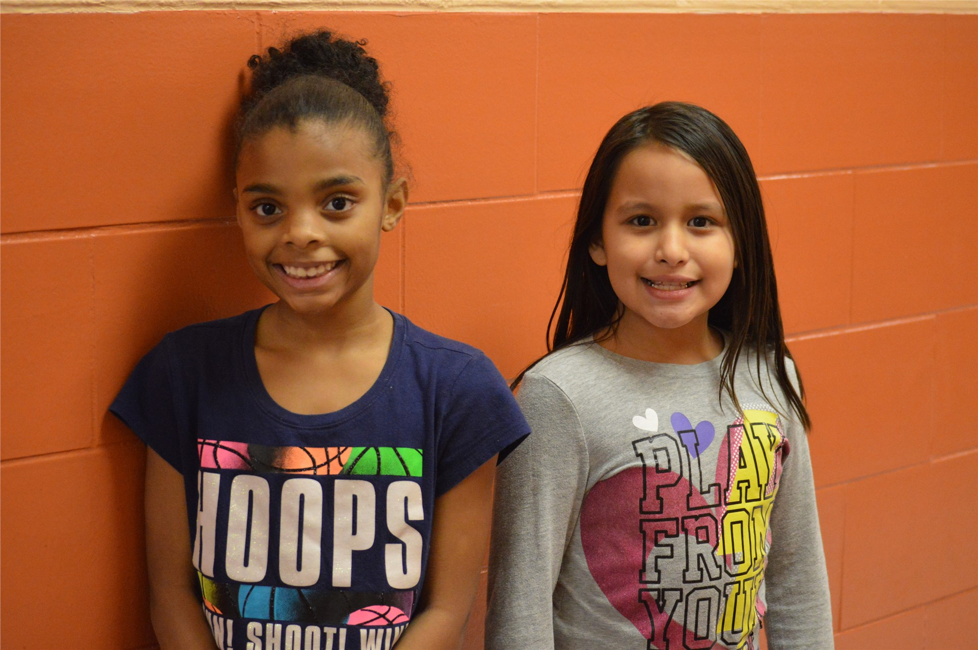 4th Grade:  Maddison Kimbrough, Paloma Rangel