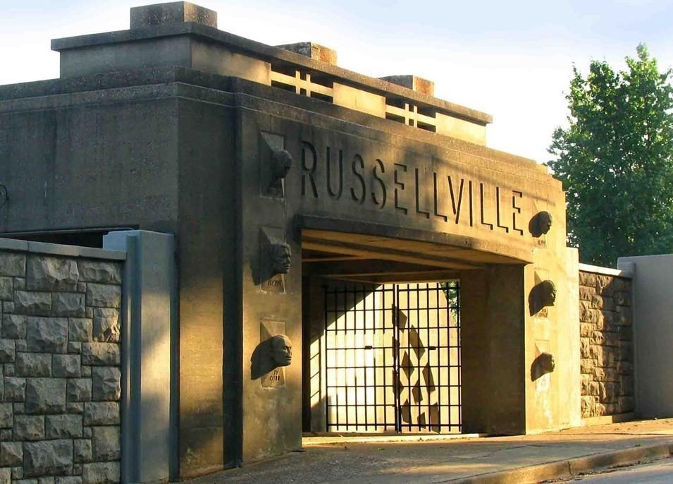 Historic Rhea Stadium