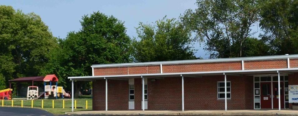 Kaye W Wilkins Preschool front view